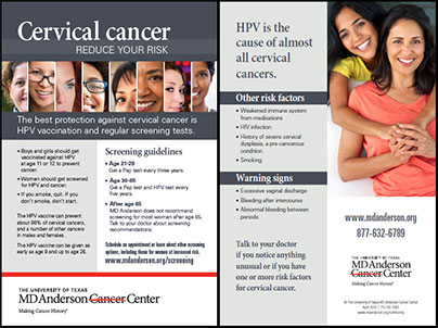 Cervical Cancer: Reduce Your Risk