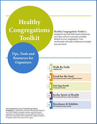 Healthy Congregations Toolkit