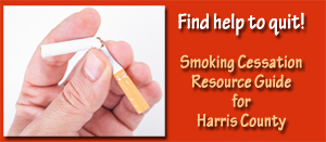 Smoking Cessation Resource Guide for Harris County