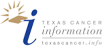 Texas Cancer Information logo